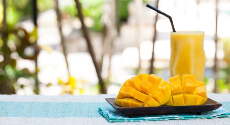 есть манго во время беременности