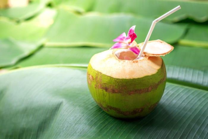 польза кокоса для диеты