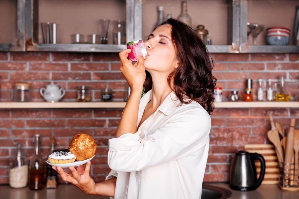 аппетит повышается во время ПМС