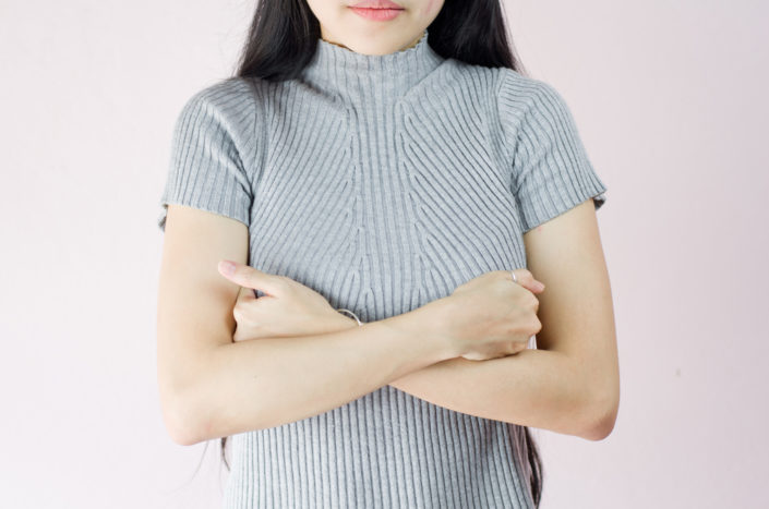 изменения в сосках груди