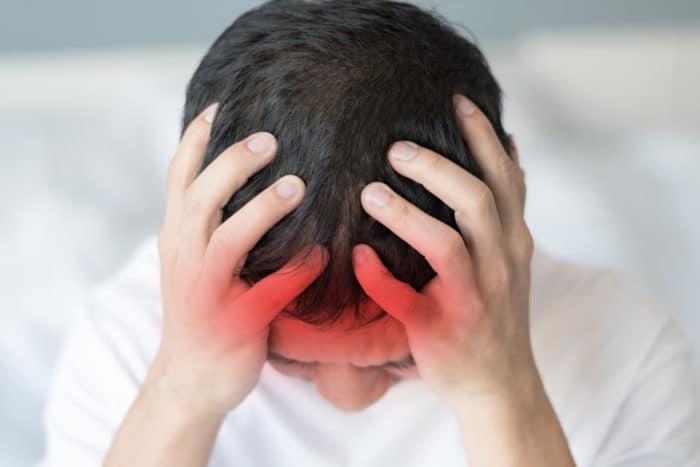 давление в полости головы