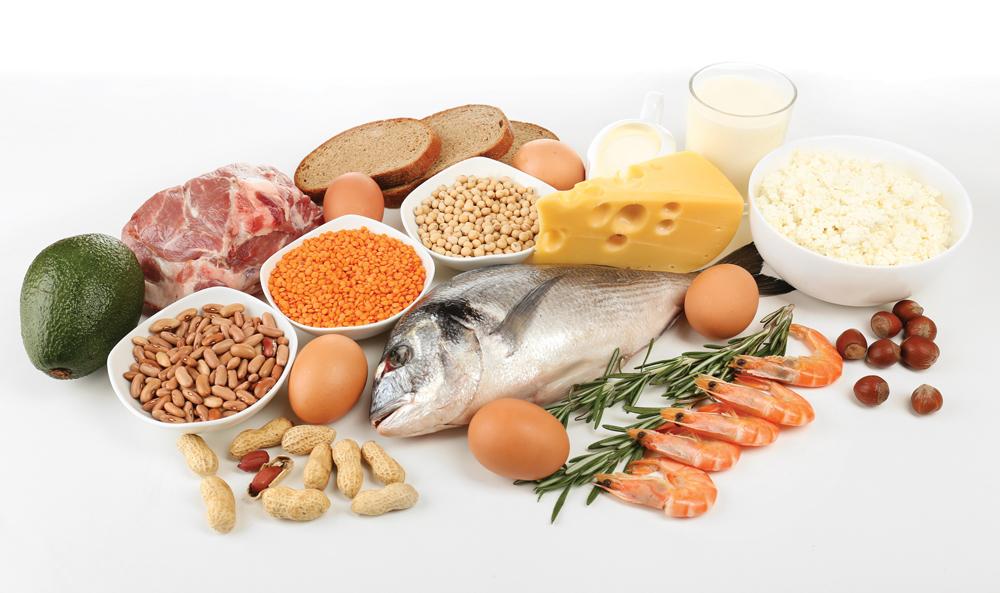 гликемический индекс белковой пищи