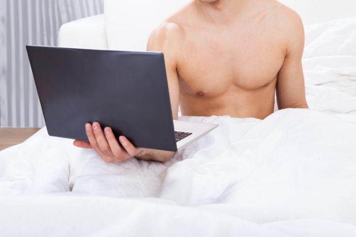 пристрастие к порнографии