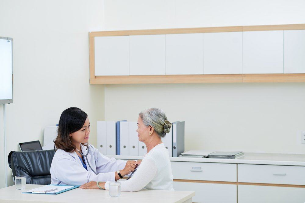 проверка здоровья для пожилых людей