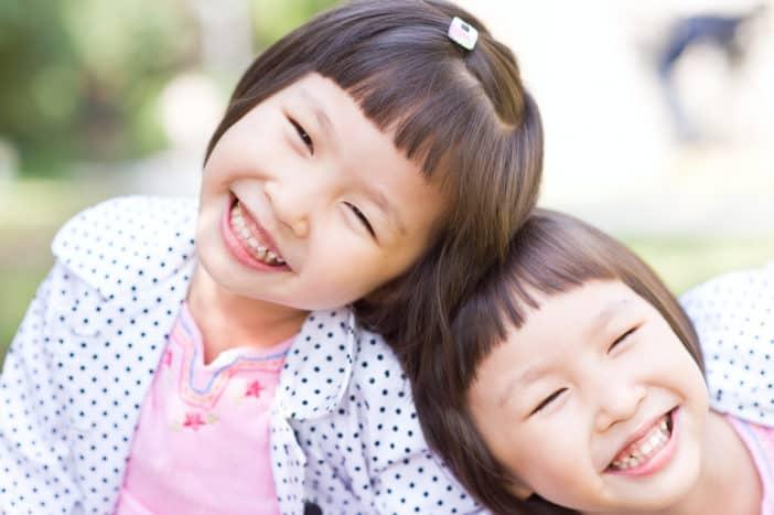 аллергические идентичные близнецы
